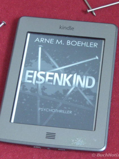Cover Eisenkind - E-Book