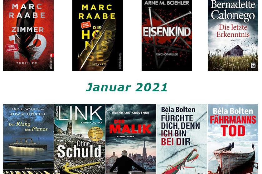 Cover Rückblick Januar 2021