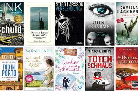 Top Ten Thursday #502 - Autoren ABC – L
