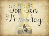 Top Ten Thursday #501 - Meine Highlights 2020