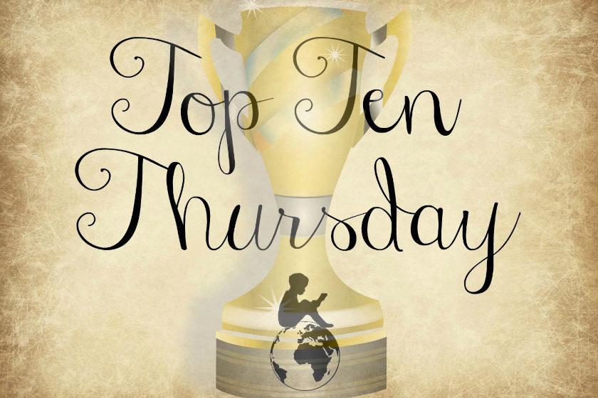Logo Top Ten Thursday Highlights