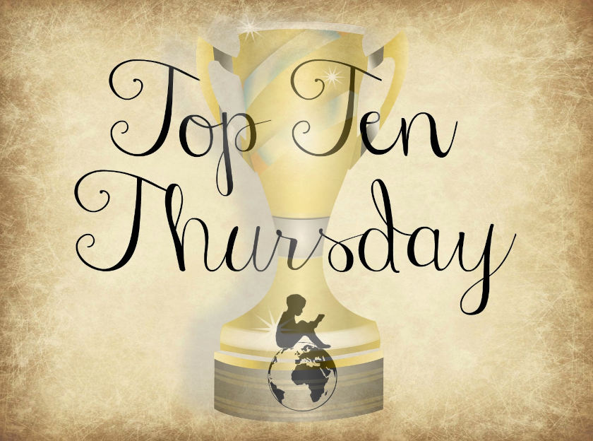 Logo Top Ten Thursday Highlights