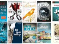 Top Ten Rezensionen - meistgelesene Beiträge 2020