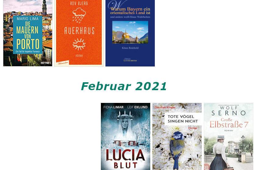 Cover Rückblick Februar 2021