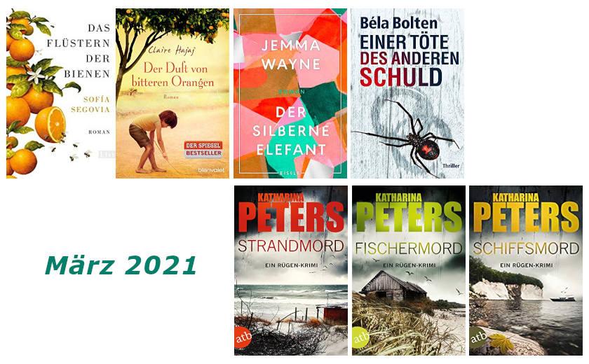 Cover Rückblick März 2021