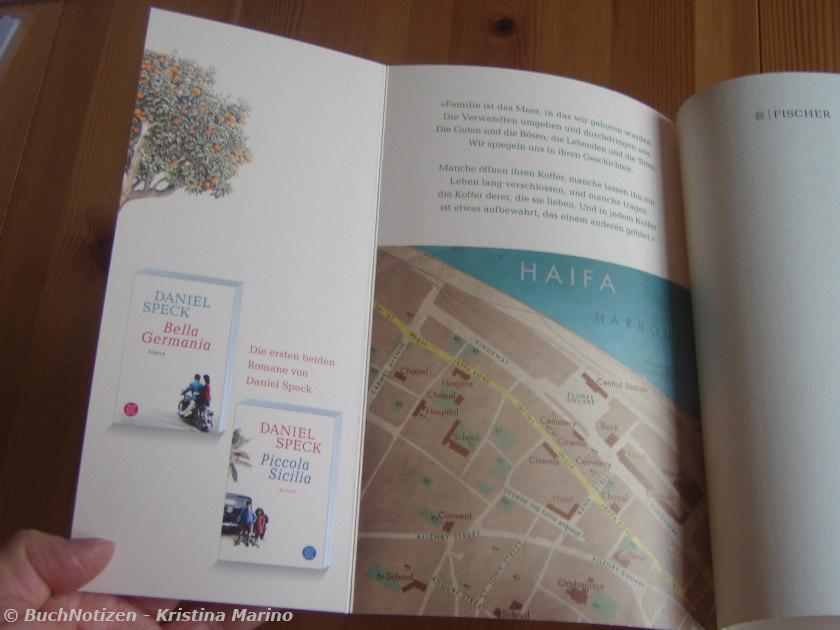 Jaffa Road - Umschlaginnenseite