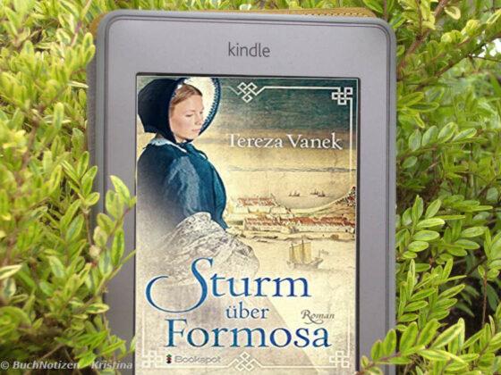 Sturm über Formosa - Tereza Vanek