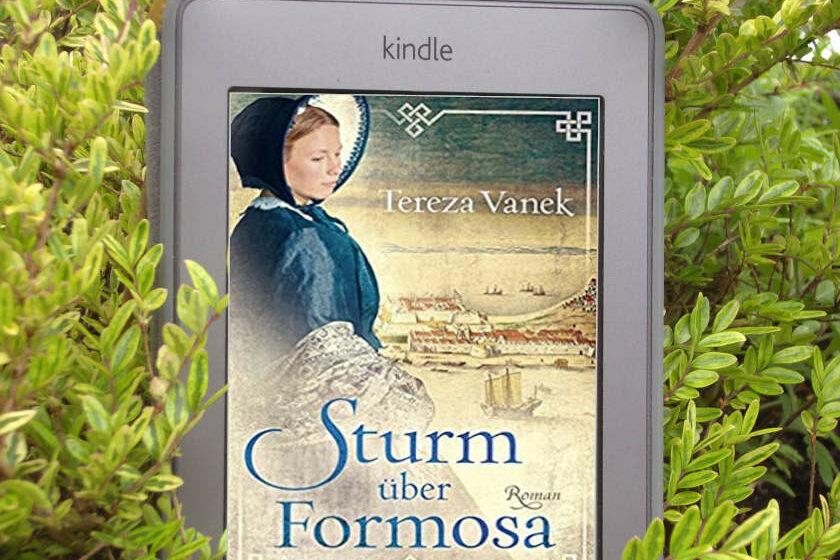 Cover Sturm über Formosa