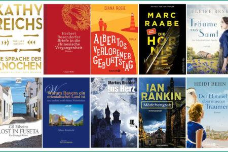 Top Ten Thursday #523 - Autoren ABC – Q und R