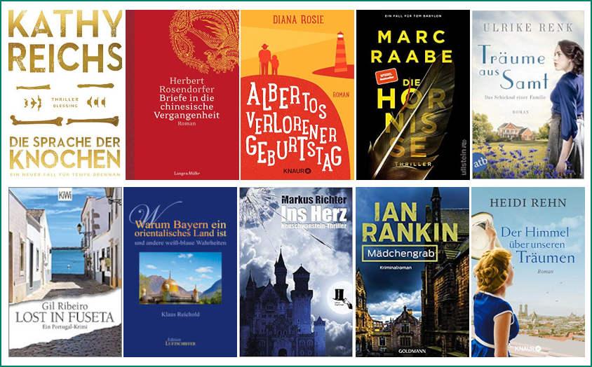 Top Ten Thursday Cover Autoren mit R