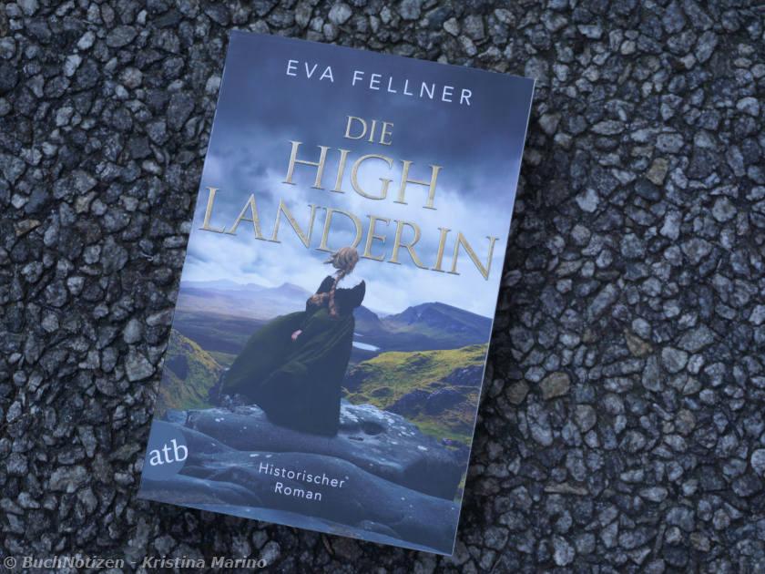 Cover Die Highlanderin