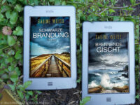 Sylt-Krimi-Reihe mit Liv Lammers von Sabine Weiß