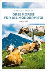 Cover Info Drei Morde für die MörderMitzi