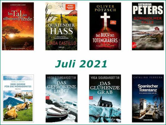 Rückblick Juli 2021