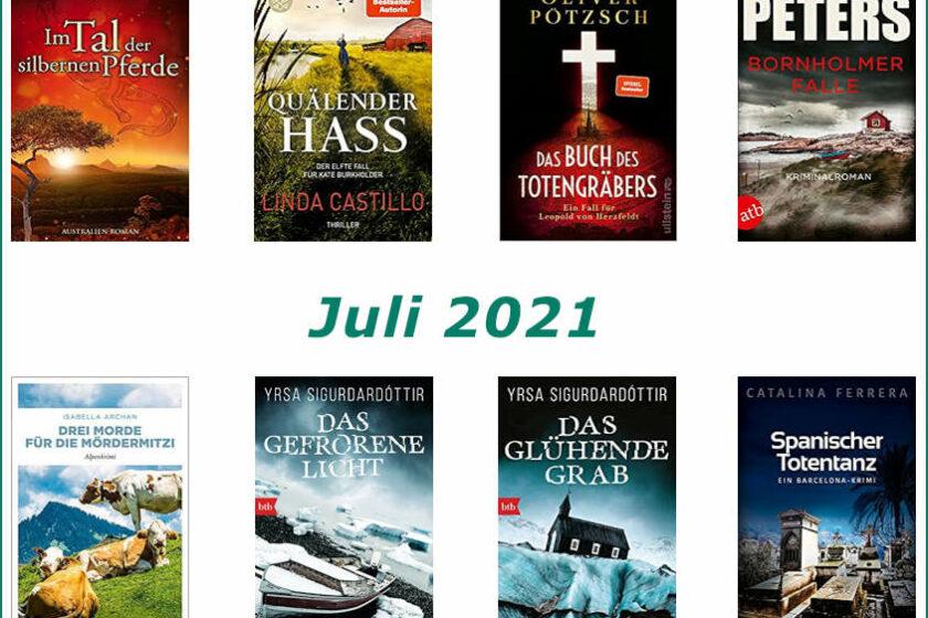 Cover Rückblick Juli 2021