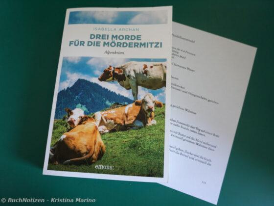 Drei Morde für die MörderMitzi - Isabella Archan