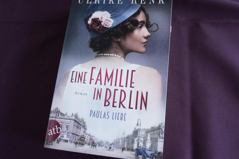Cover Eine Familie in Berlin - Paulas Liebe