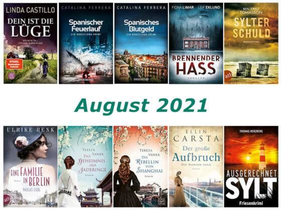 Rückblick August 2021
