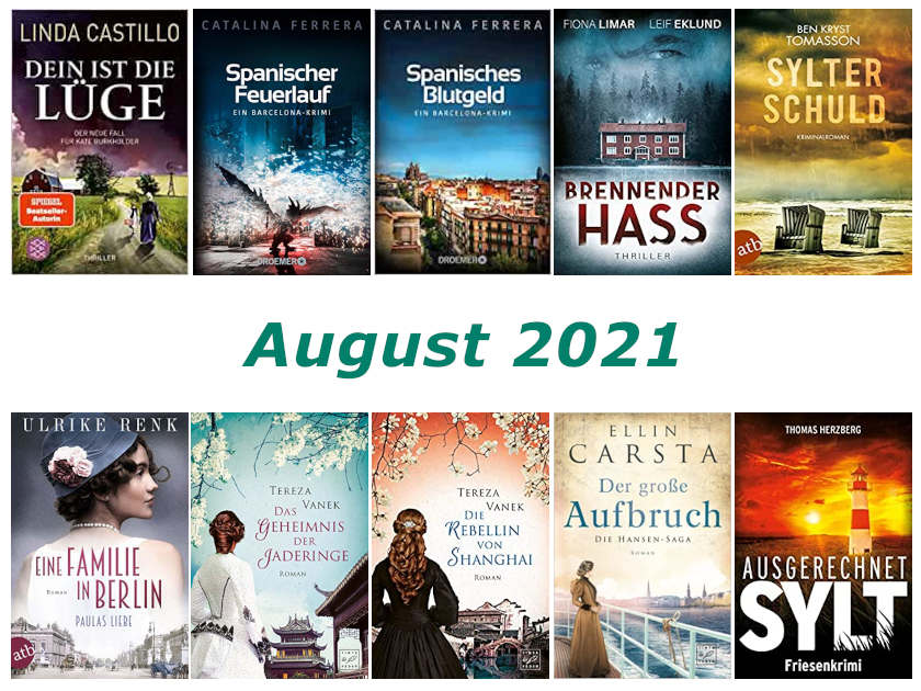 Cover Rückblick August 2021