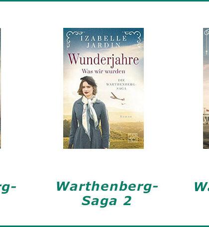 Cover Warthenberg-Saga