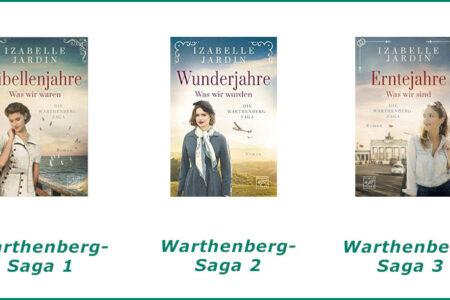 Die Warthenberg-Saga von Izabelle Jardin