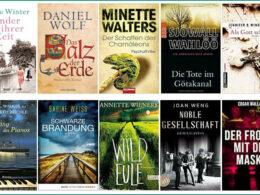 Top Ten Thursday #541 - Autoren ABC – W