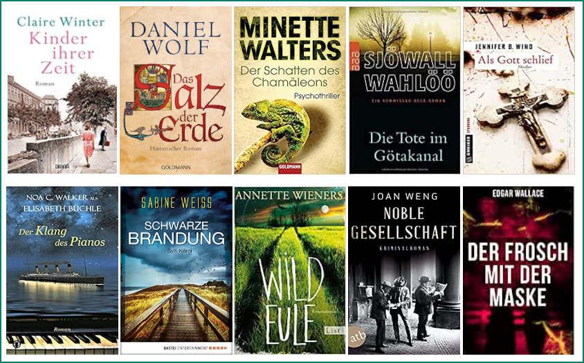 Top Ten Thursday #541 Autoren mit W